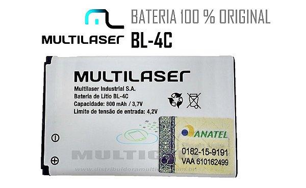BATERIA MULTILASER BL-4C 100% ORIGINAL