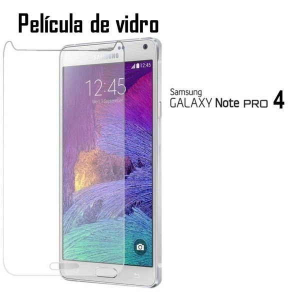 PELICULA DE VIDRO N910 SAMSUNG GALAXY NOTE 4  0,33mm
