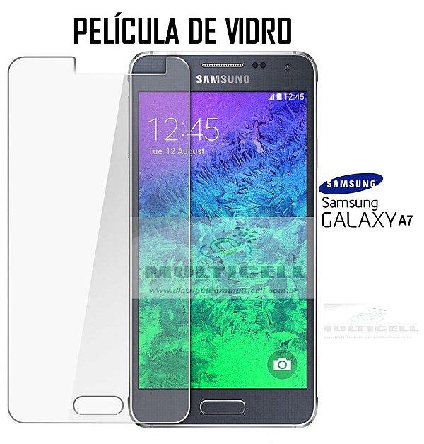 PELICULA DE VIDRO SAMSUNG A700 A700F GALAXY A7  2,5mm