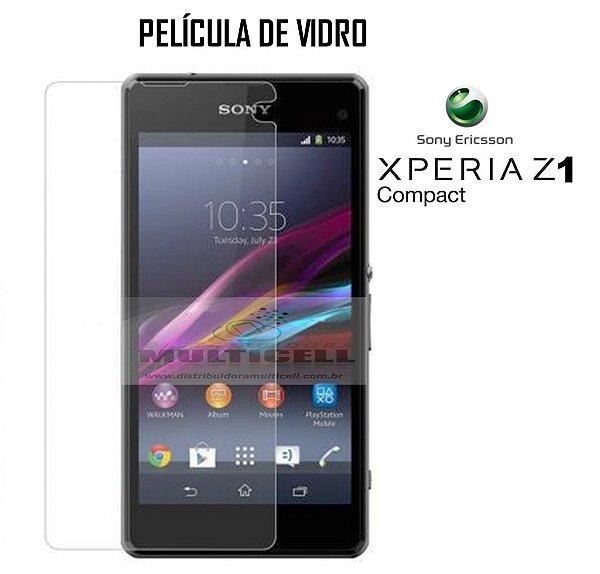 PELICULA DE VIDRO SONY D5503 XPERIA Z1 COMAPACT 0.33mm