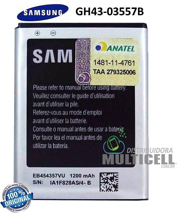 BATERIA SAMSUNG S5360/S5303 1200mAh (GH43-03557B) EB454357VU ORIGINAL