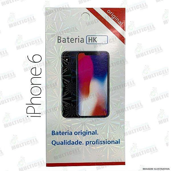 BATERIA HK APPLE IPHONE 6 IPHONE 6G A1549 A1586 A1589 1ª LINHA (QUALIDADE HK)