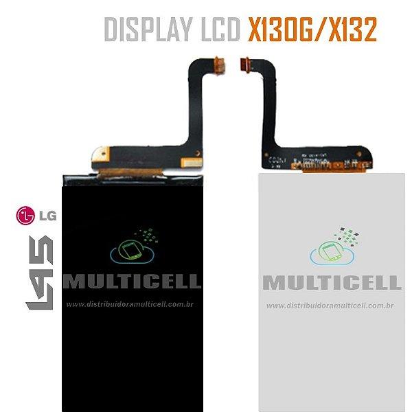 DISPLAY LCD X130/X130G/X132 LG L45 ORIGINAL