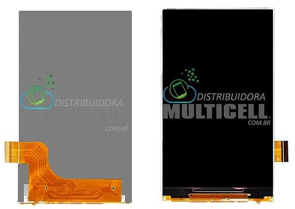 DISPLAY LCD ALCATEL OT5020 ONE TOUCH M POP PRETO ORIGINAL
