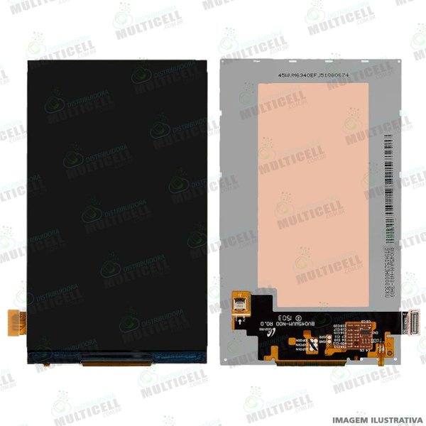 DISPLAY LCD SAMSUNG G360 G361 GALAXY WIN 2 DUOS 1ªLINHA (QUALIDADE AAA)