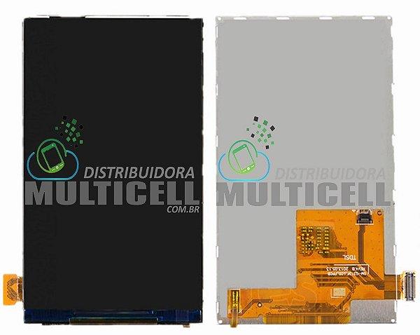DISPLAY LCD SAMSUNG G313F G313 F G313M G313 M GALAXY ACE 4 (CONECTOR CURTO) 1ªLINHA