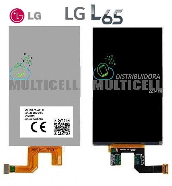 DISPLAY LCD LG D280 D285 L65 1ªLINHA AAA