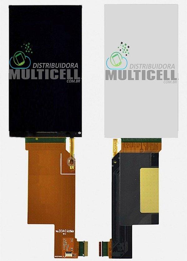 DISPLAY LCD SONY ST26 ST26i XPERIA J 1ªLINHA