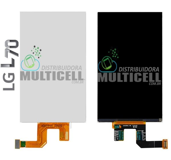 DISPLAY LCD LG D320 D325 D340 L70 1ªLINHA QUALIDADE GOLD