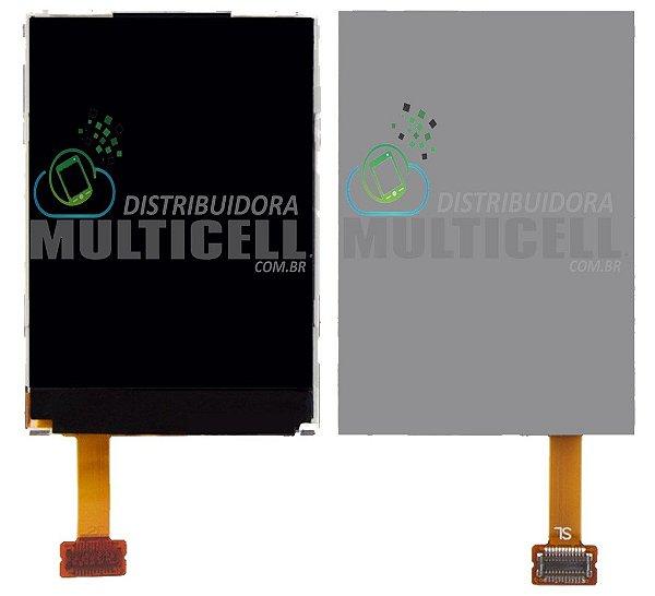 DISPLAY LCD NOKIA 5310 3600 6120 3120 1ªLINHA