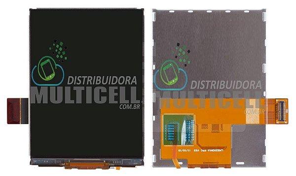 DISPLAY LCD LG T375 T385 E400 E405 1ªLINHA AAA