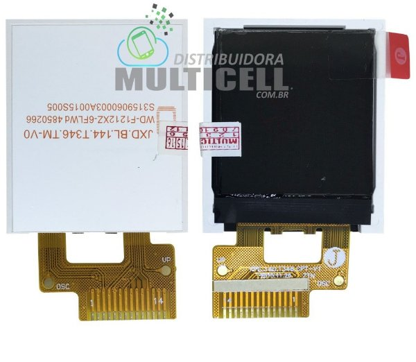 DISPLAY LCD LG A270 A275 B220 1ªLINHA