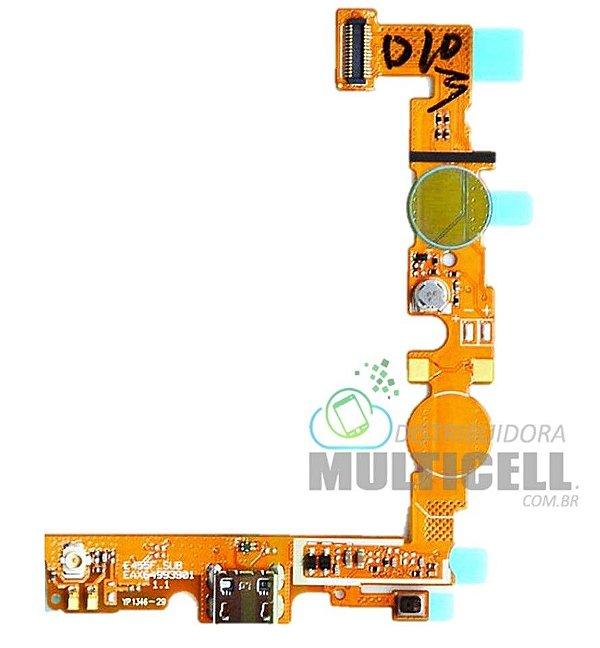 FLEX DOCK CONECTOR DE CARGA LG E455 L5 II DUAL ORIGINAL