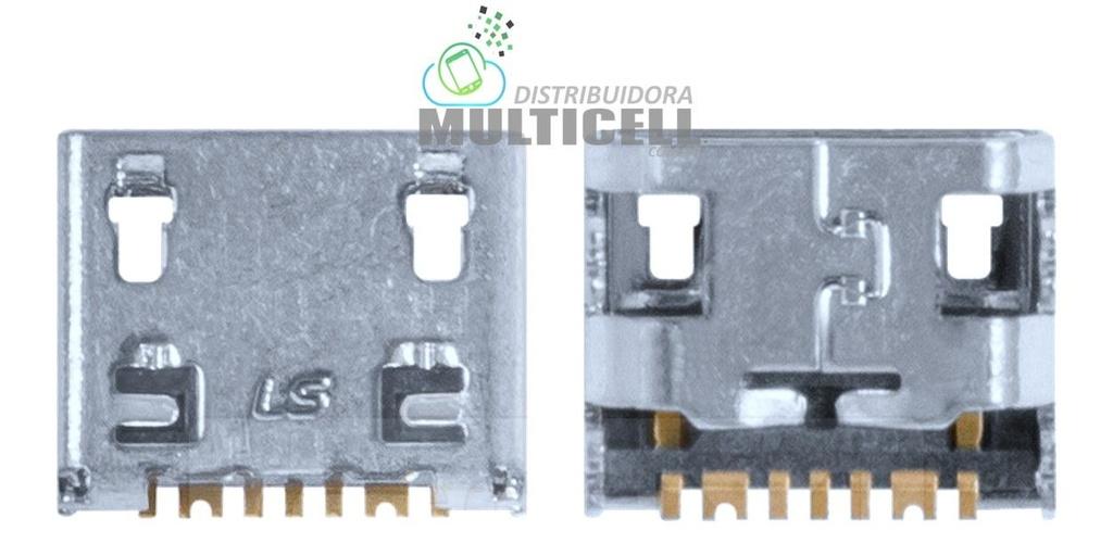 CONECTOR DE CARGA SAMSUNG G316 G316ML J120 S7390 S7392 S5280 S5282 S5283 S6810 S6812 S7262 S5283