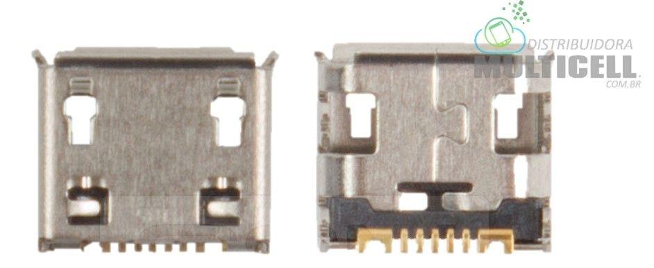 CONECTOR DOCK DE CARGA SAMSUNG C3312 C3322 C3752 E2222 E2530 I9250 S3850 S5300 S5360 S5380 S5570 S6802 S6102