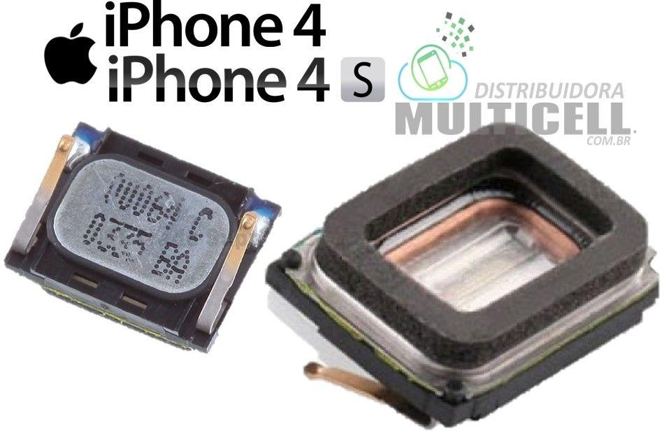 ALTO FALANTE AURICULAR APPLE IPHONE 4 IPHONE 4S ORIGINAL