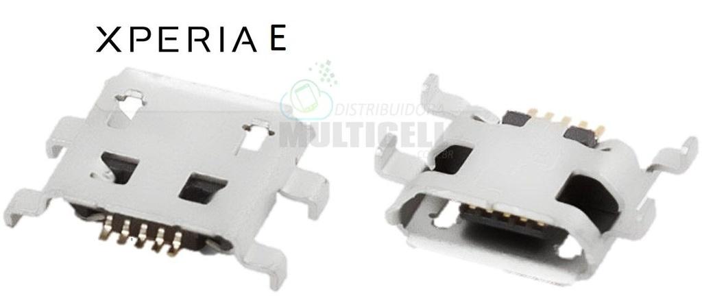 CONECTOR DOCK DE CARGA USB SONY C1504 C1505 C1604 C1605 XPERIA E