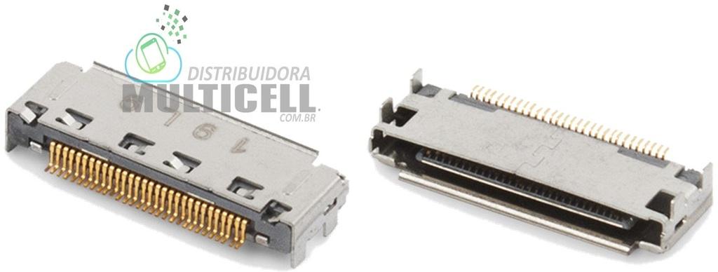 CONECTOR DOCK DE CARGA SAMSUNG P1000 P3100 P3110 P3108 P6200 P6210 P5100 P5110 ORIGINAL