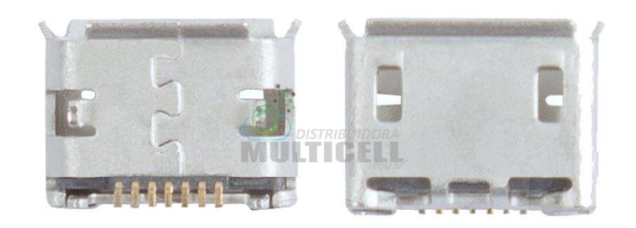 CONECTOR USB DOCK DE CARGA SAMSUNG I9070 I9100 I9103 M3710 S3550 S5510 S5560 B3310 B7610 C3300 C5510 I5500