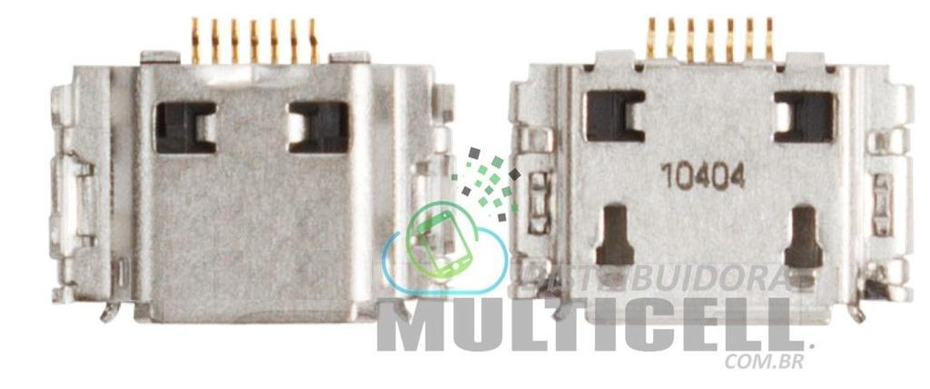 CONECTOR USB DOCK DE CARGA SAMSUNG S5830 S5830i I8000 I9220 N7000 B7722 I5700 I5800 I7500 S3370 S5620 S5670 S7230 S7550 S8000