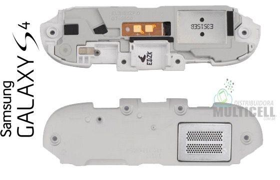 CAMPAINHA ALTO FALANTE SAMSUNG I9500 I9505 I9515 GALAXY S4 ORIGINAL
