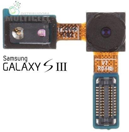 FLEX CAMERA FRONTAL E SENSOR DE PROXIMIDADE SAMSUNG I9300 I9300i I9301 I9305 I9308 GALAXY S3 ORIGINAL