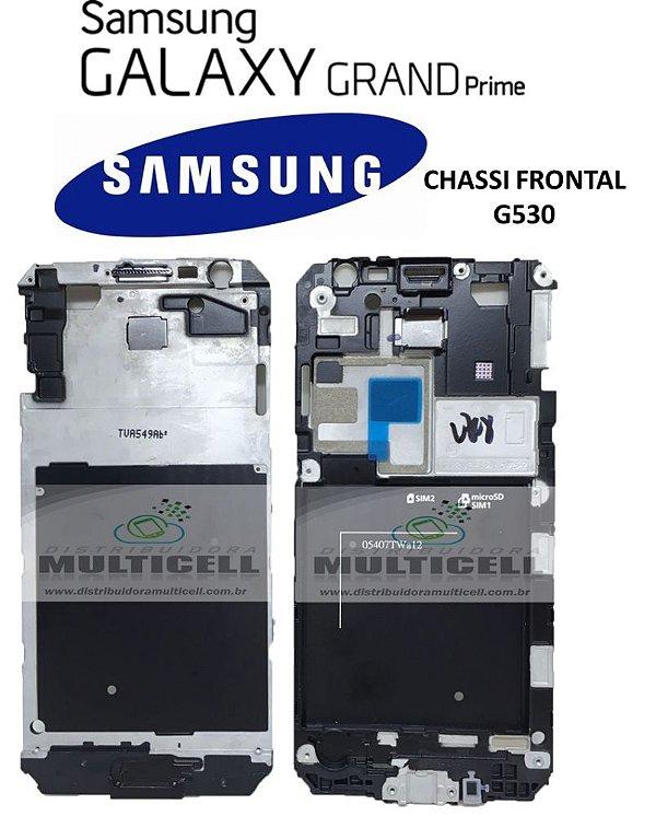 CHASSI FRONTAL SAMSUNG G530/G530H/G530BT GALAXY GRAND PRIME DUAL SIM ORIGINAL