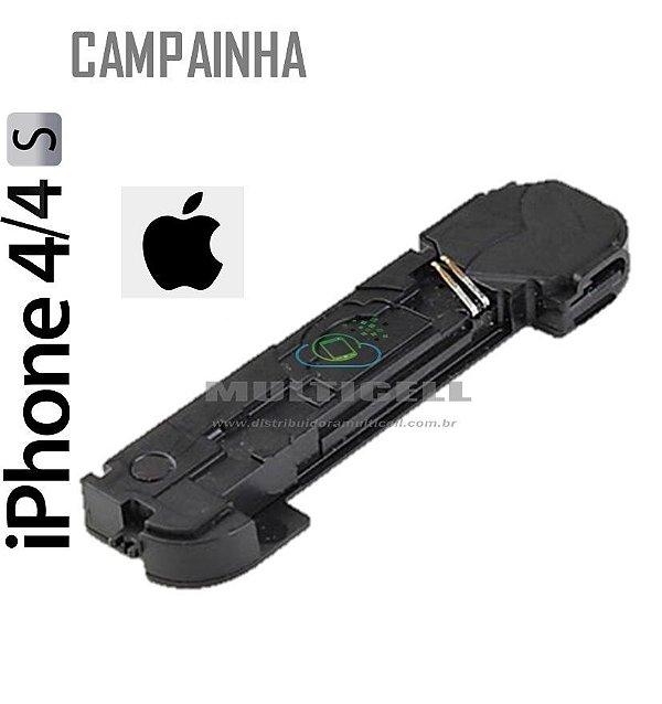 CAMPAINHA APLLE IPHONE 4 IPHONE 4S ORIGINAL