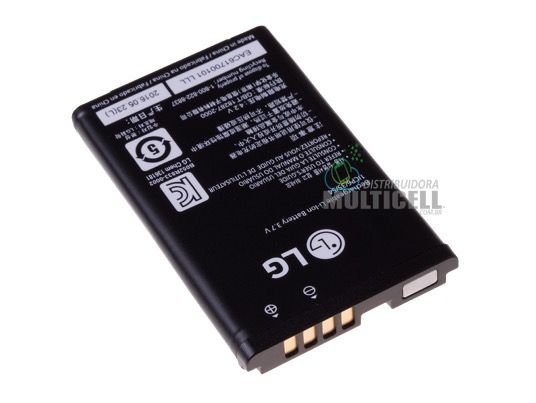 BATERIA LG LGIP-531A 531A-1 531 A190 C199 T375 C375 A270 A275 B220 ORIGINAL (EAC61700101)
