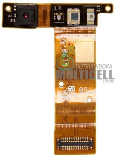 FLEX CAMERA FRONTAL E SENSOR DE PROXIMIDADE SONY C5302 C5303 XPERIA SP 1ªLINHA