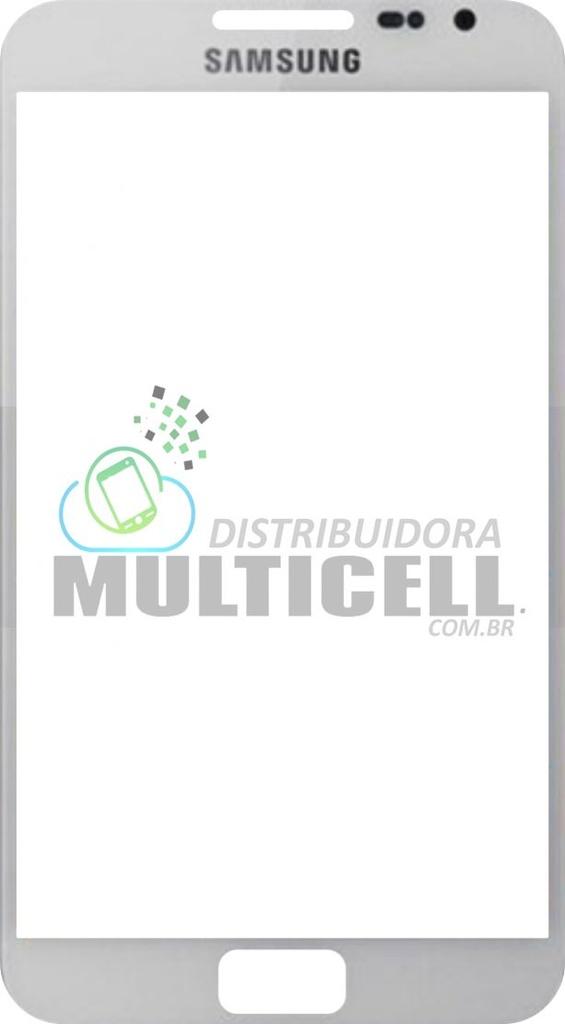 TELA DE VIDRO SAMSUNG N7000/I9220 GALAXY NOTE BRANCO ORIGINAL