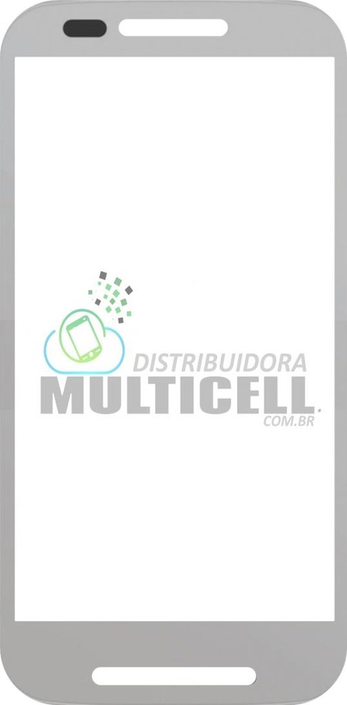 VIDRO FRONTAL MOTOROLA XT1021/XT1025 MOTO E BRANCO ORIGINAL
