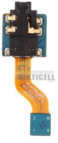 "FLEX CONECTOR DE OUVIDO SAMSUNG P7500 GALAXT TAB 10.1"" ORIGINAL"