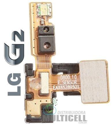 FLEX SENSOR DE PROXIMIDADE D800 D802 D805 LG G2 ORIGINAL