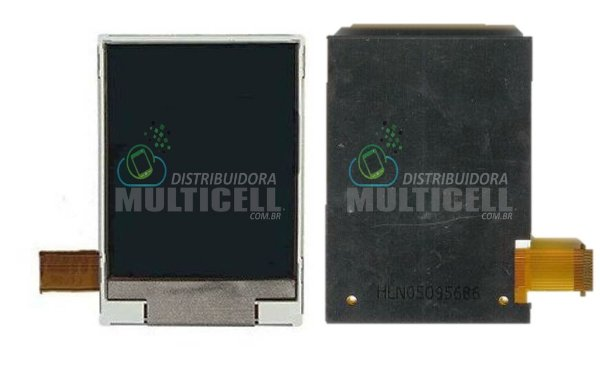 DISPLAY LCD LG GX200 1ªLINHA AAA