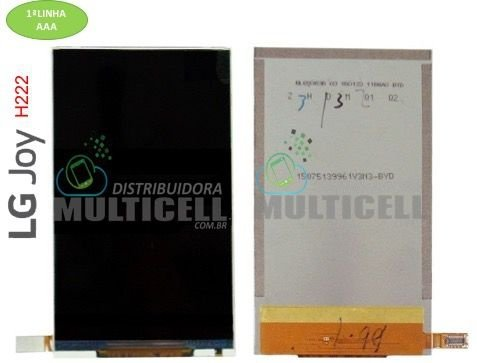 DISPLAY LCD LG H220 H222 LG JOY TV DUAL 1ª LINHA AAA