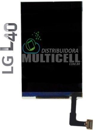 DISPLAY LCD D170 D175 D180 LG L40 1ªLINHA