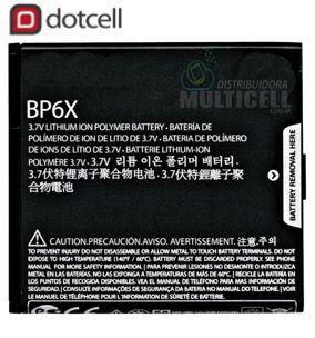 BATERIA MOTOROLA BP6X DOTCELL
