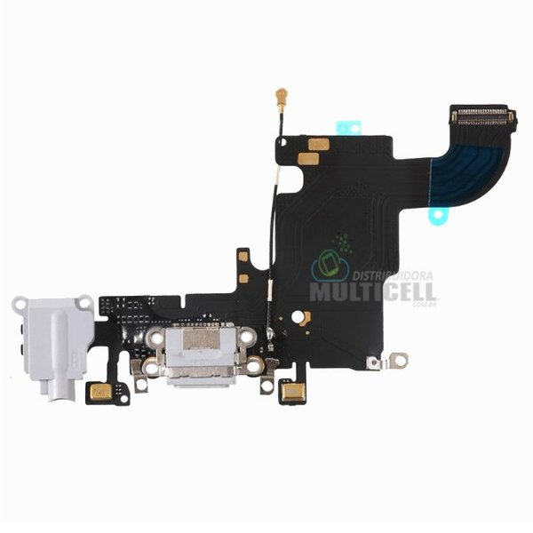 FLEX CONECTOR DOCK DE CARGA USB APPLE A1633 A1634 A1687 A1688 A1699 A1700 IPHONE 6S QUALIDADE AAA