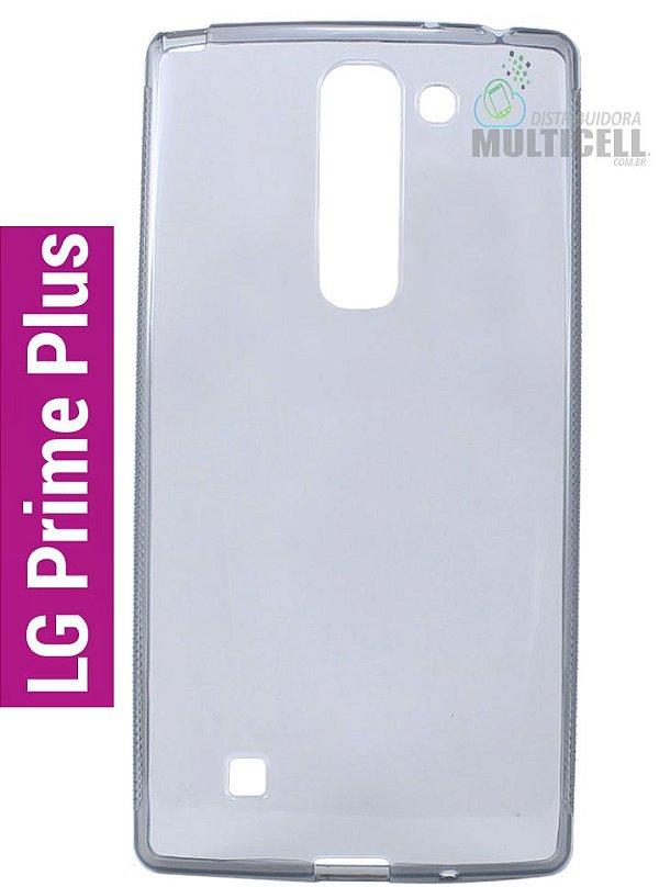 CAPA DE SILICONE TPU 100% TRANSPARENTE LG H502 H520 H522 PRIME PLUS