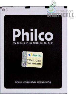 BATERIA PHILCO PHB-A095T PH-501 PH501 P501 501 A095T 2000mAh 3,7v ORIGINAL
