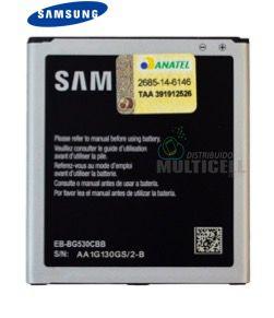 BATERIA SAMSUNG G530 G531 G532 J320 J500 EB-BG530CBB 2600mAh ORIGINAL