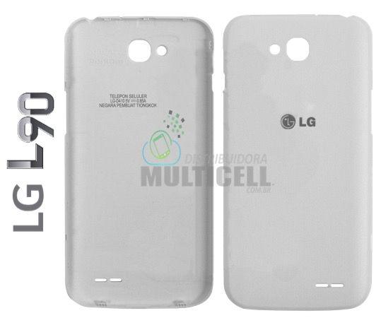TAMPA TRASEIRA DA BATERIA LG D410 L90 DUAL