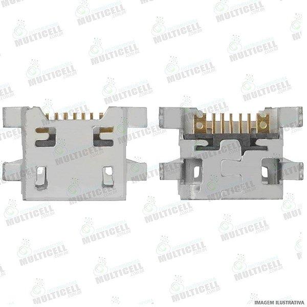 CONECTOR USB DOCK DE CARGA E DADOS LG K120 K130 K4 K350 K8 K420 K430 K10 K330 K7 K500 K5 K200 D337