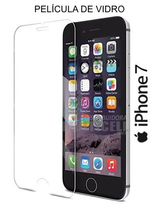 PELICULA DE VIDRO APPLE IPHONE 7 4,7