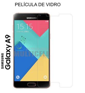PELÍCULA DE VIDRO SAMSUNG A900 GALAXY A9  (EMBALAGEM SIMPLES)