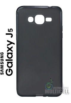 CAPA TPU CASE DE SILICONE TOP BLACK SAMSUNG J500 GALAXY J5
