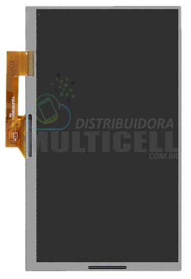 DISPLAY LCD CRISTAL TELA TABLET 7