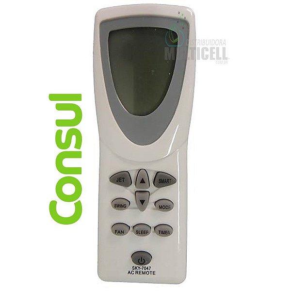 CONTROLE DE AR CONDICIONADO CONSUL SKY-7047 CR-3050
