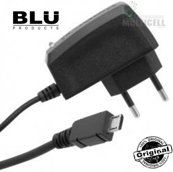 CARREGADOR USB V8 5V 2A BLU ORIGINAL